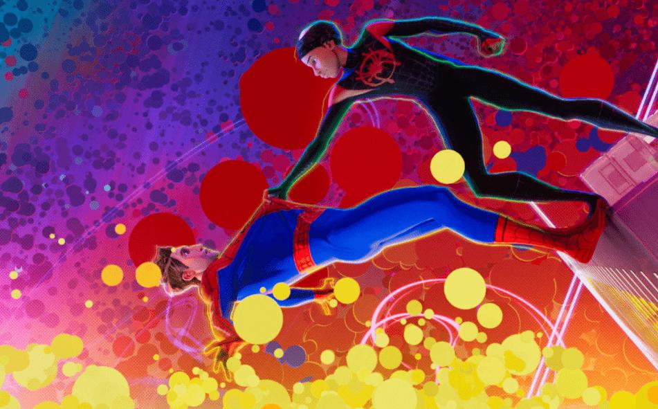 『スパイダーマン:スパイダーバース』