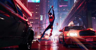 スパイダーマン:スパイダーバース映画レビュー