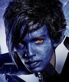 『X-MEN: ダーク・フェニックス』のナイトクロウラー
