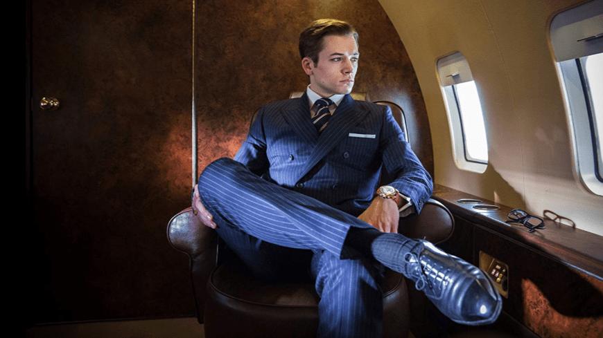 『キングスマン』のスーツ