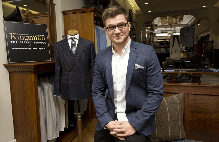 『キングスマン』のスーツとブランド