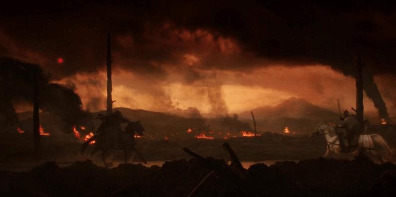 映画『トールキン 旅のはじまり』のネタバレ評価